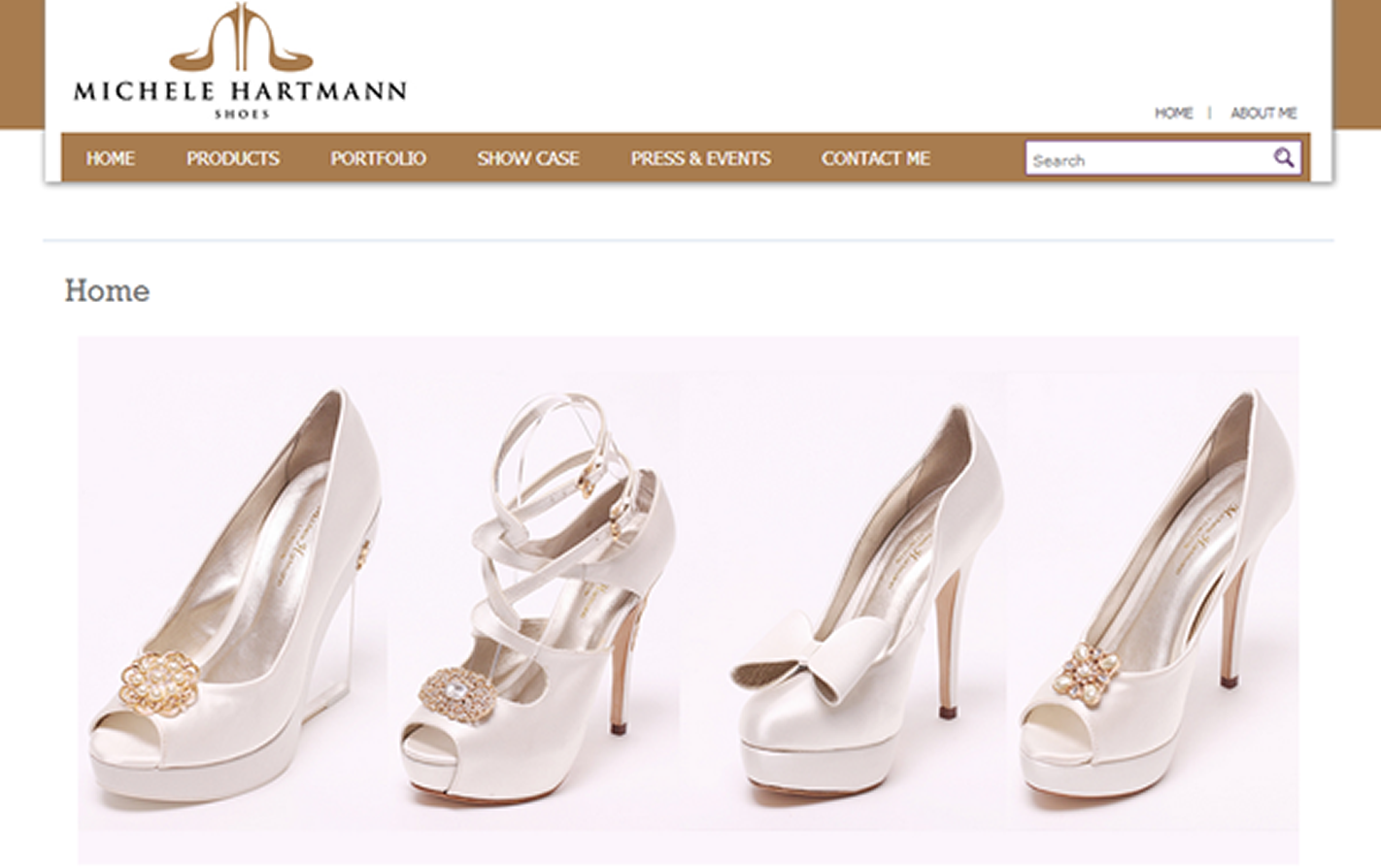 Michele Hartmann Shoes Design