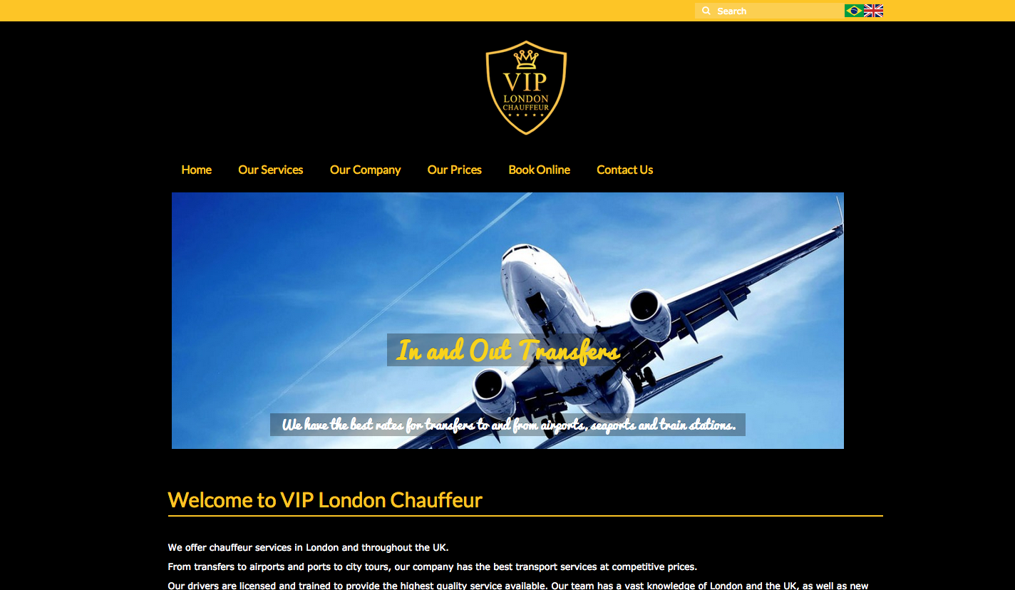VIP London Chauffeur